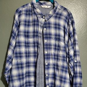 Rider Lee 2x flannel
